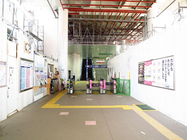 梅屋敷駅のエリア情報1