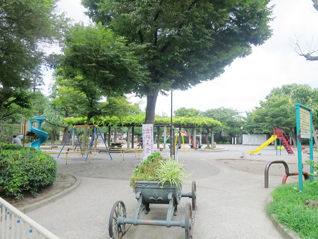 梅屋敷駅のエリア情報11