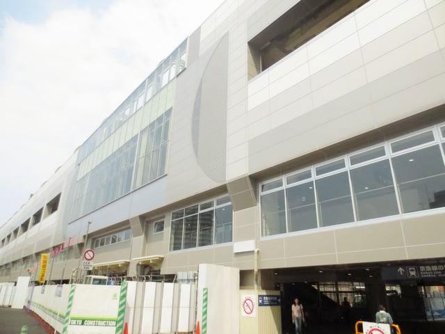 京急蒲田駅のエリア情報1