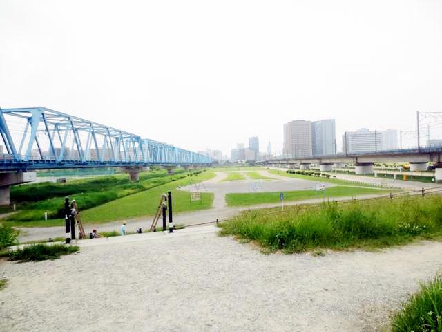 六郷土手駅のエリア情報5