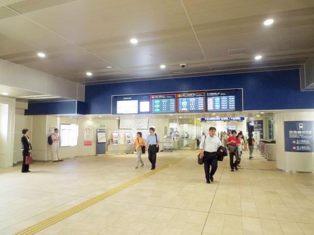京急蒲田駅のエリア情報2