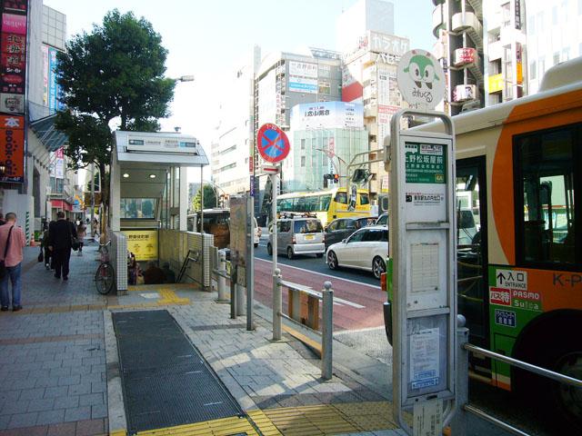 上野広小路駅のエリア情報1