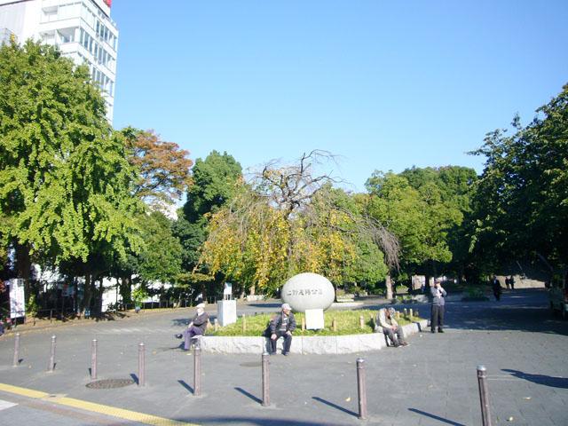 上野広小路駅のエリア情報2
