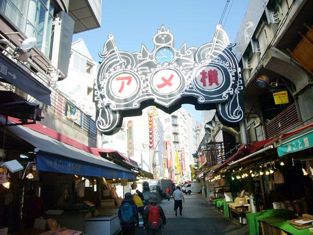 上野広小路駅のエリア情報4