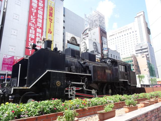新橋駅のエリア情報6