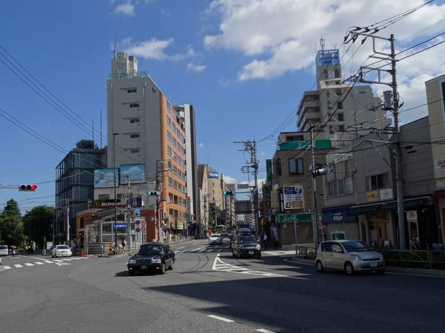 新大塚駅のエリア情報3