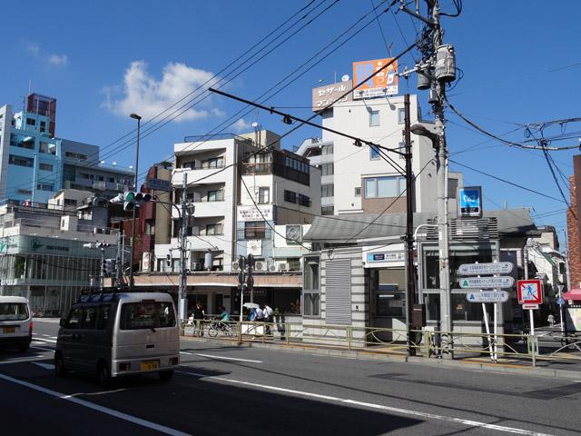 新大塚駅のエリア情報4