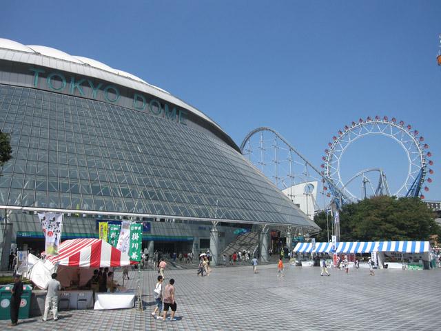 後楽園駅のエリア情報3