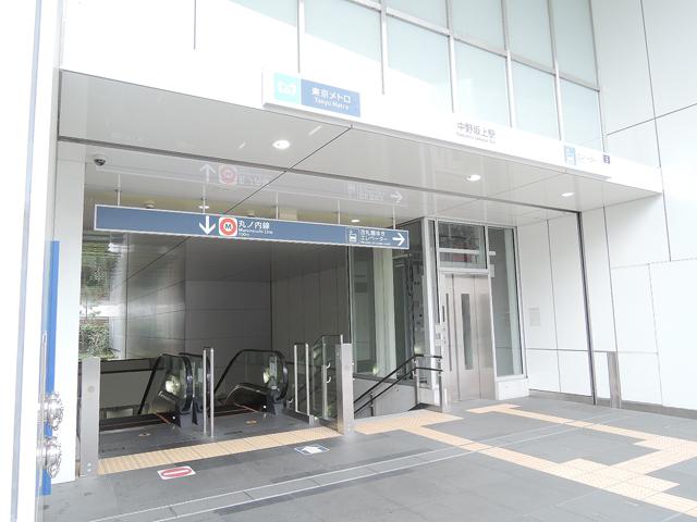 中野坂上駅のエリア情報1