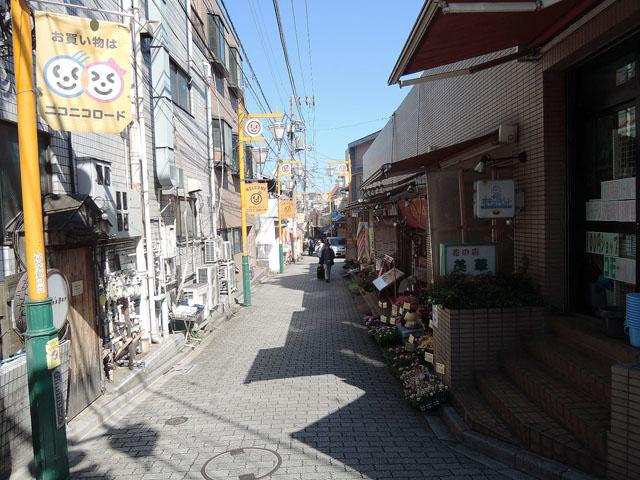 東高円寺駅のエリア情報3