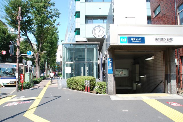 南阿佐ヶ谷駅のエリア情報1