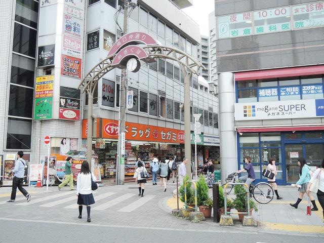 荻窪駅のエリア情報2