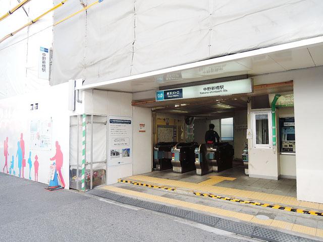 中野新橋駅のエリア情報1