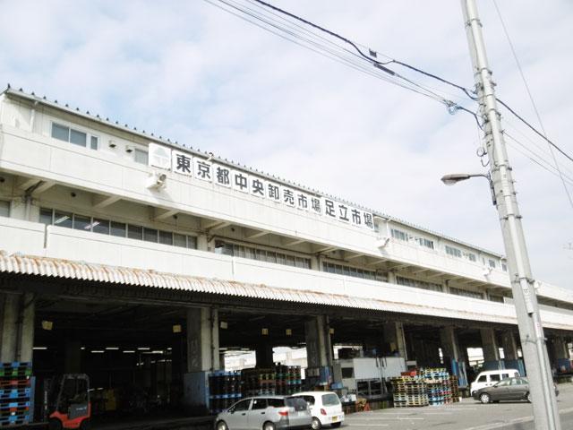 北千住駅のエリア情報8