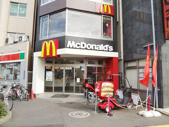 三ノ輪駅のエリア情報6
