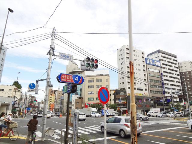 三ノ輪駅のエリア情報8