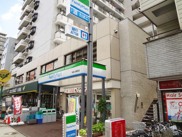 入谷駅のエリア情報5