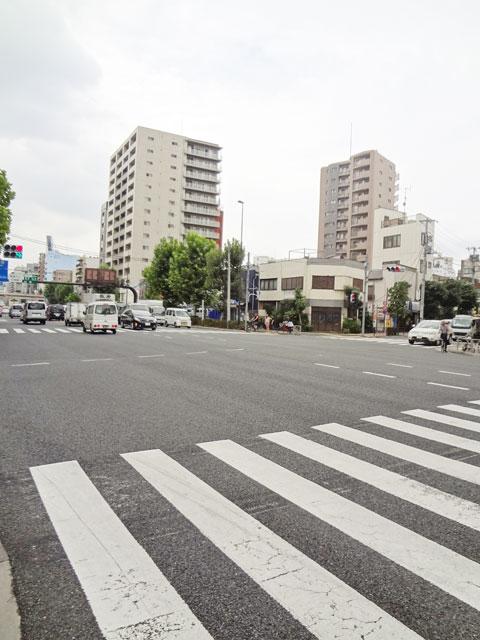 入谷駅のエリア情報8
