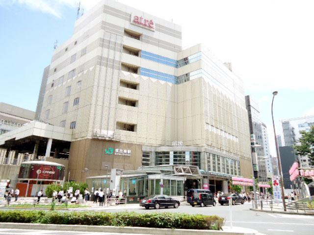 恵比寿駅のエリア情報1