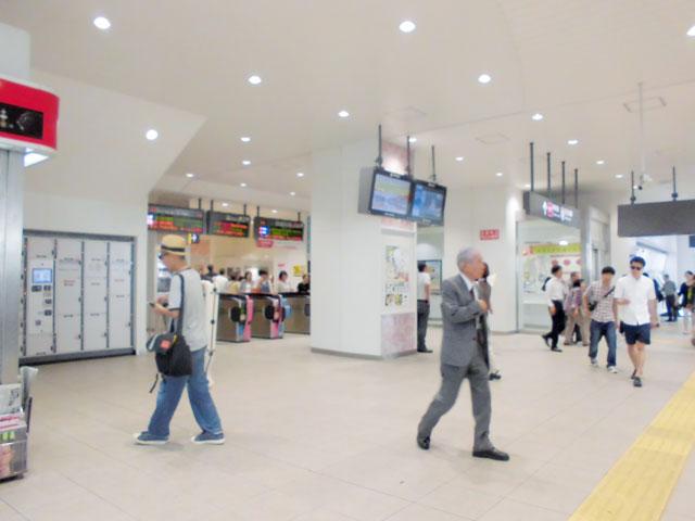 中目黒駅のエリア情報1