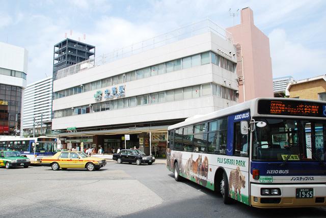 中野駅のエリア情報1