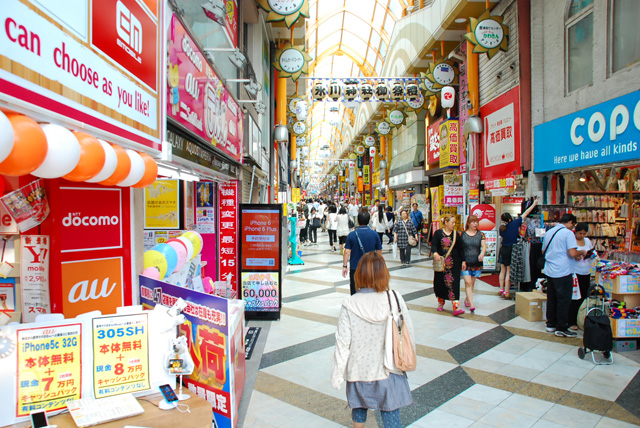 中野駅のエリア情報5