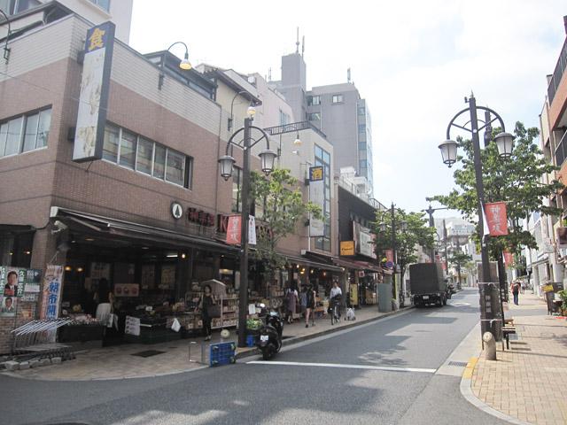 神楽坂駅のエリア情報2