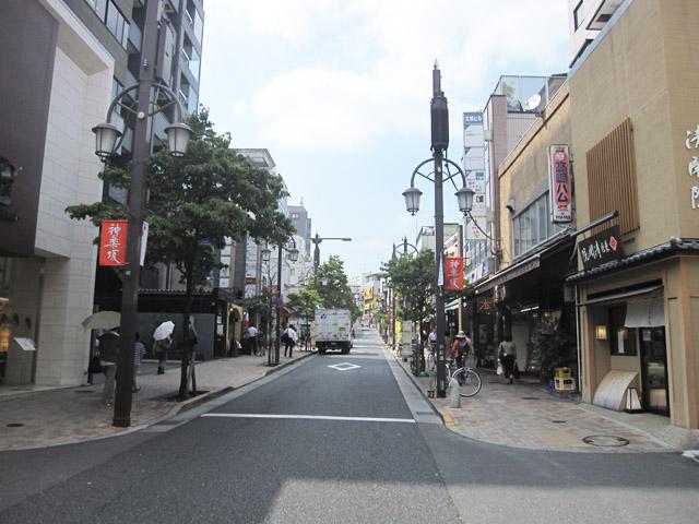 神楽坂駅のエリア情報3
