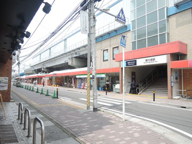 南行徳駅のエリア情報3