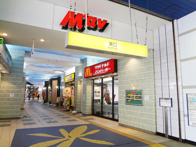 妙典駅のエリア情報2