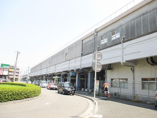 原木中山駅のエリア情報1