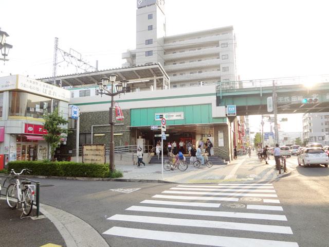 北綾瀬駅のエリア情報1