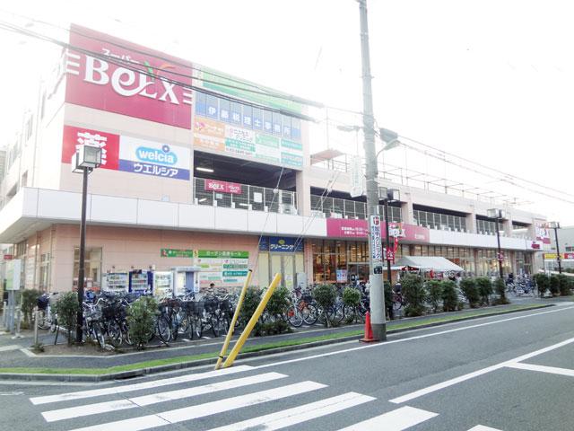 北綾瀬駅のエリア情報2