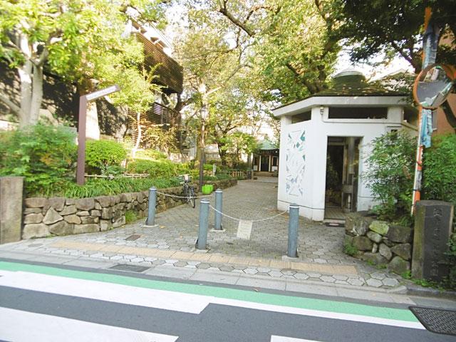 千駄木駅のエリア情報5
