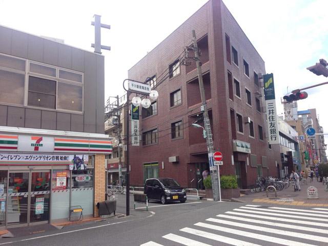 千川駅のエリア情報2
