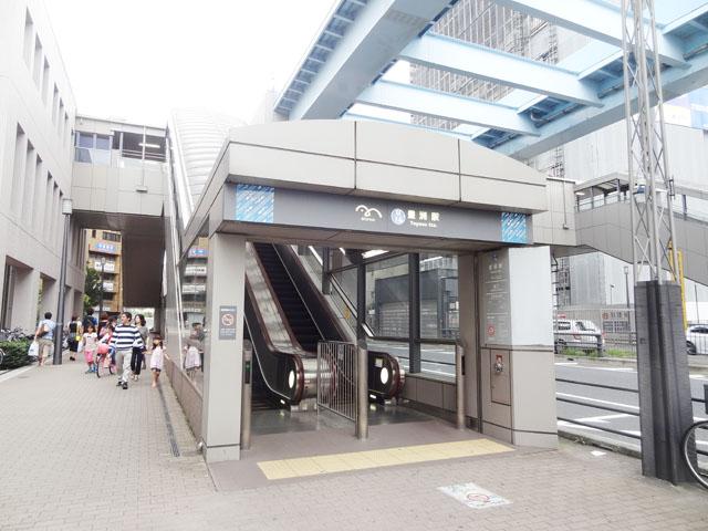豊洲駅のエリア情報1
