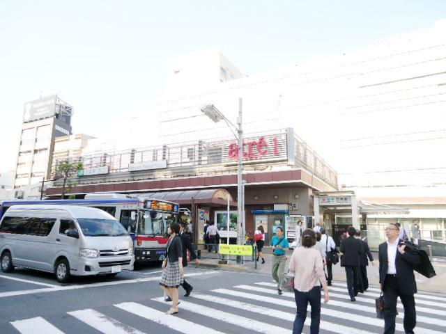目黒駅のエリア情報1