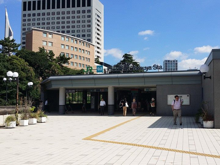 四ツ谷駅のエリア情報1