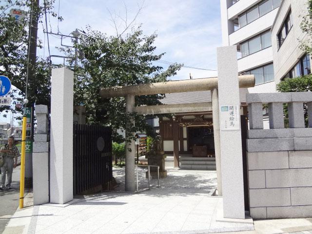 駒込駅のエリア情報10