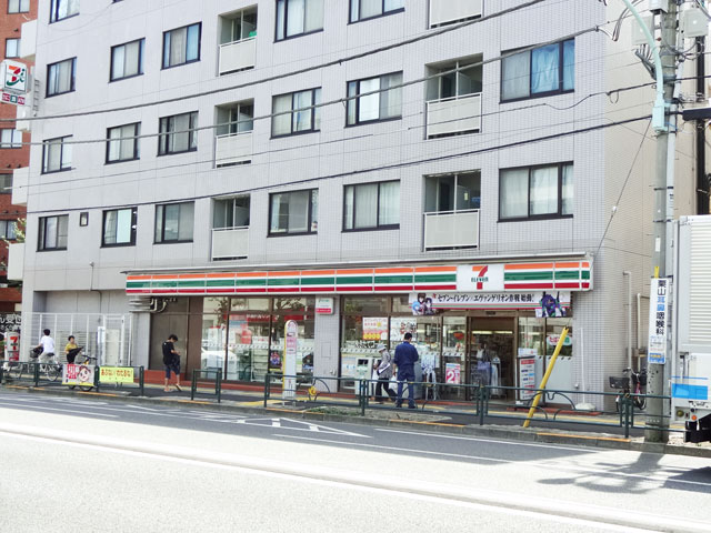 西ヶ原駅のエリア情報2