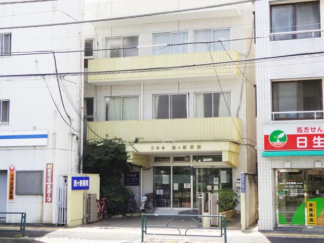 西ヶ原駅のエリア情報5