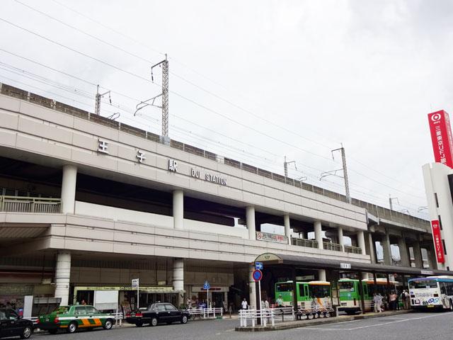 王子駅のエリア情報1