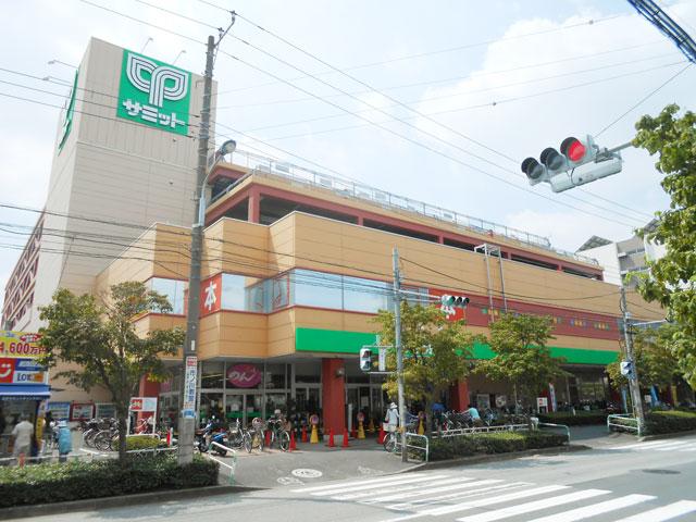王子神谷駅のエリア情報2