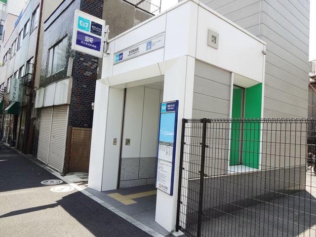 赤羽岩淵駅のエリア情報1