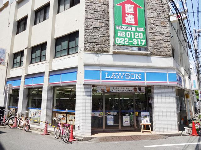 赤羽岩淵駅のエリア情報6