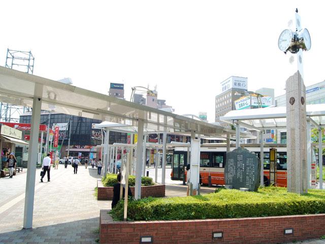 和光市駅のエリア情報1