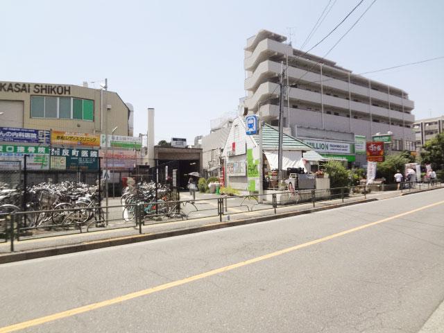 氷川台駅のエリア情報2