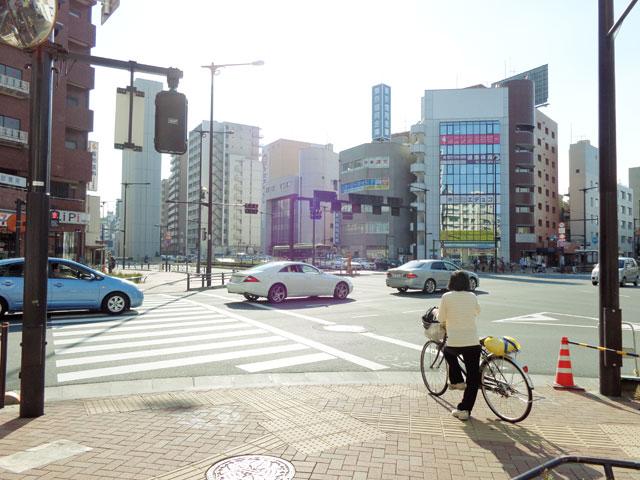 要町駅のエリア情報2
