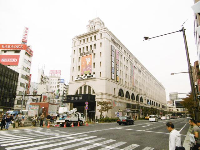 浅草駅のエリア情報1