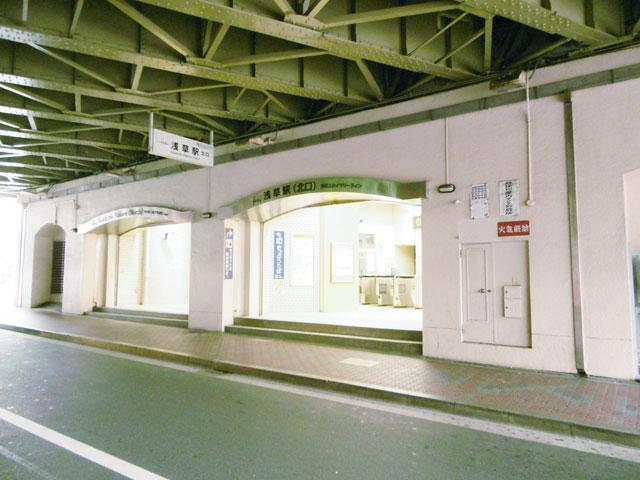 浅草駅のエリア情報12